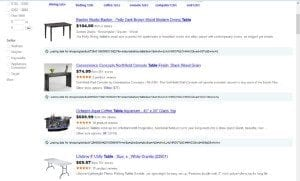 Google Merchant Services