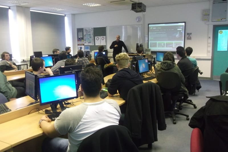 Chesterfield College, SEO CoPilot – Back Again!