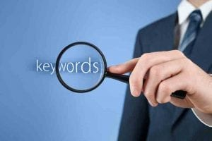 Finding keywords with a spy glass