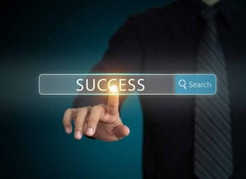 Use the search box and become succesful with keywords