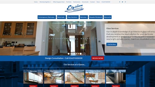 elysion homepage