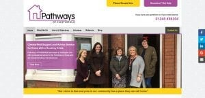 Pathways Website Design