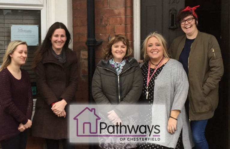SEO CoPilot and Pathways of Chesterfield partner to help the local homeless In 2017