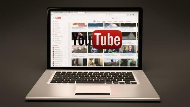 Youtube laptop