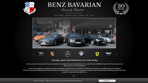 Benz Bavarian Homepage