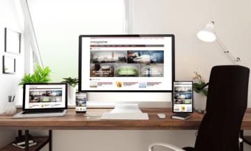 Website Vector Graphics